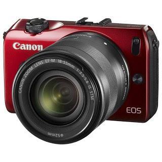 Canon EOS M-R1