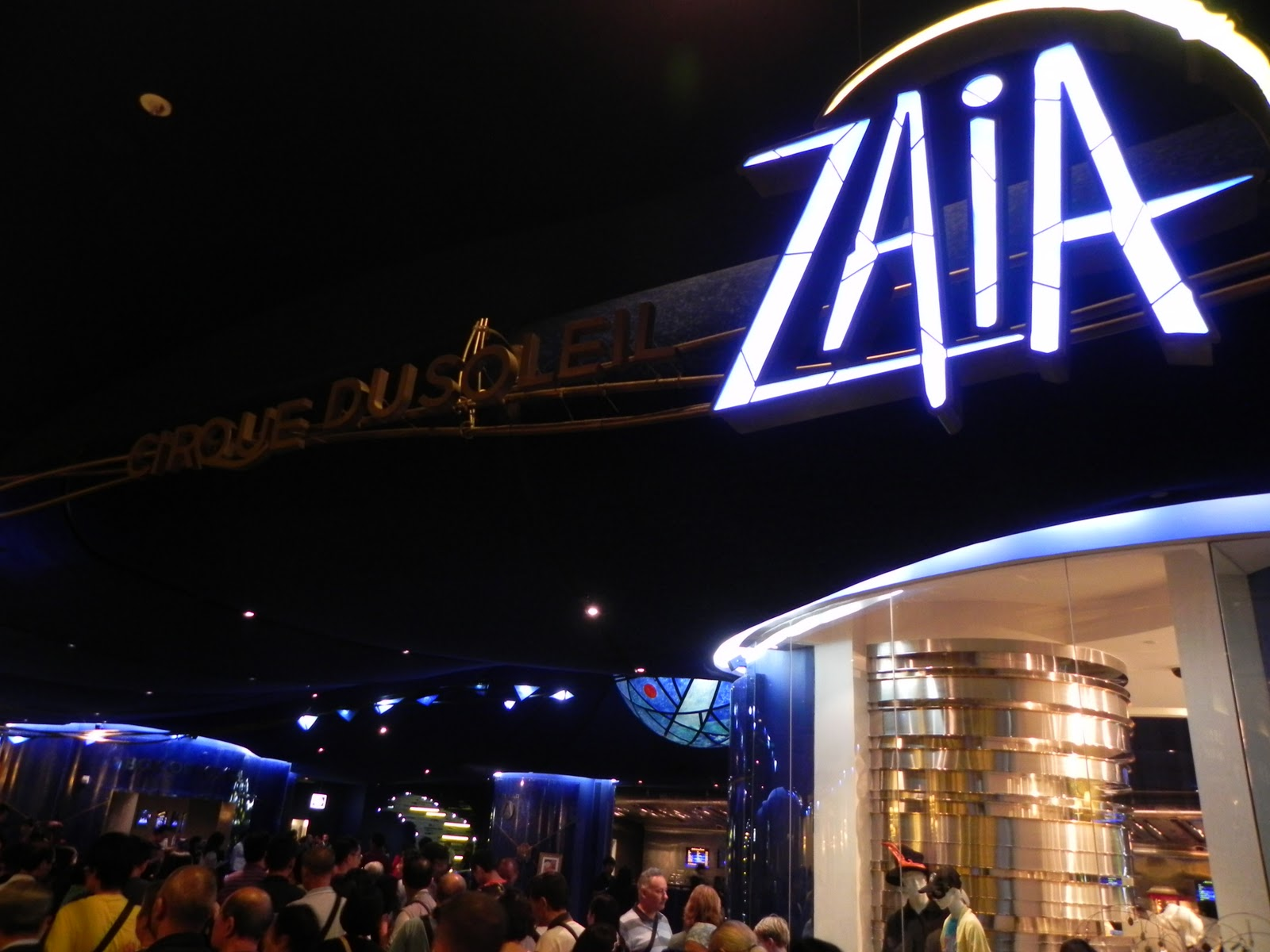 zaia in macau a lesson in Macau – a lesson in scarcity, value and politics by andrew macdonald and  william r eadington much of the discussion surrounding macau's gaming.