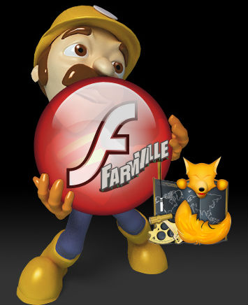 how to download flash games with firefox