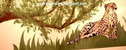 http://gyerek-szoba.blogspot.hu/2015/03/gyerekszoba-falfestes-fa-gepard-nyuszi.html