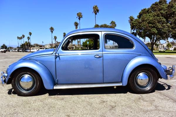 1957 VW Beetle Oval Fully Restored Buy Classic Volks