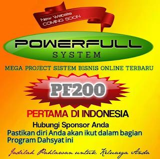 Bisnis Online PF200 Indonesia