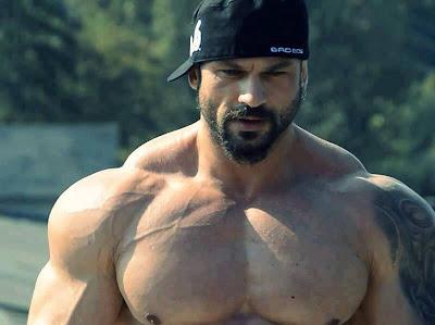 تمرين صدر chest workout