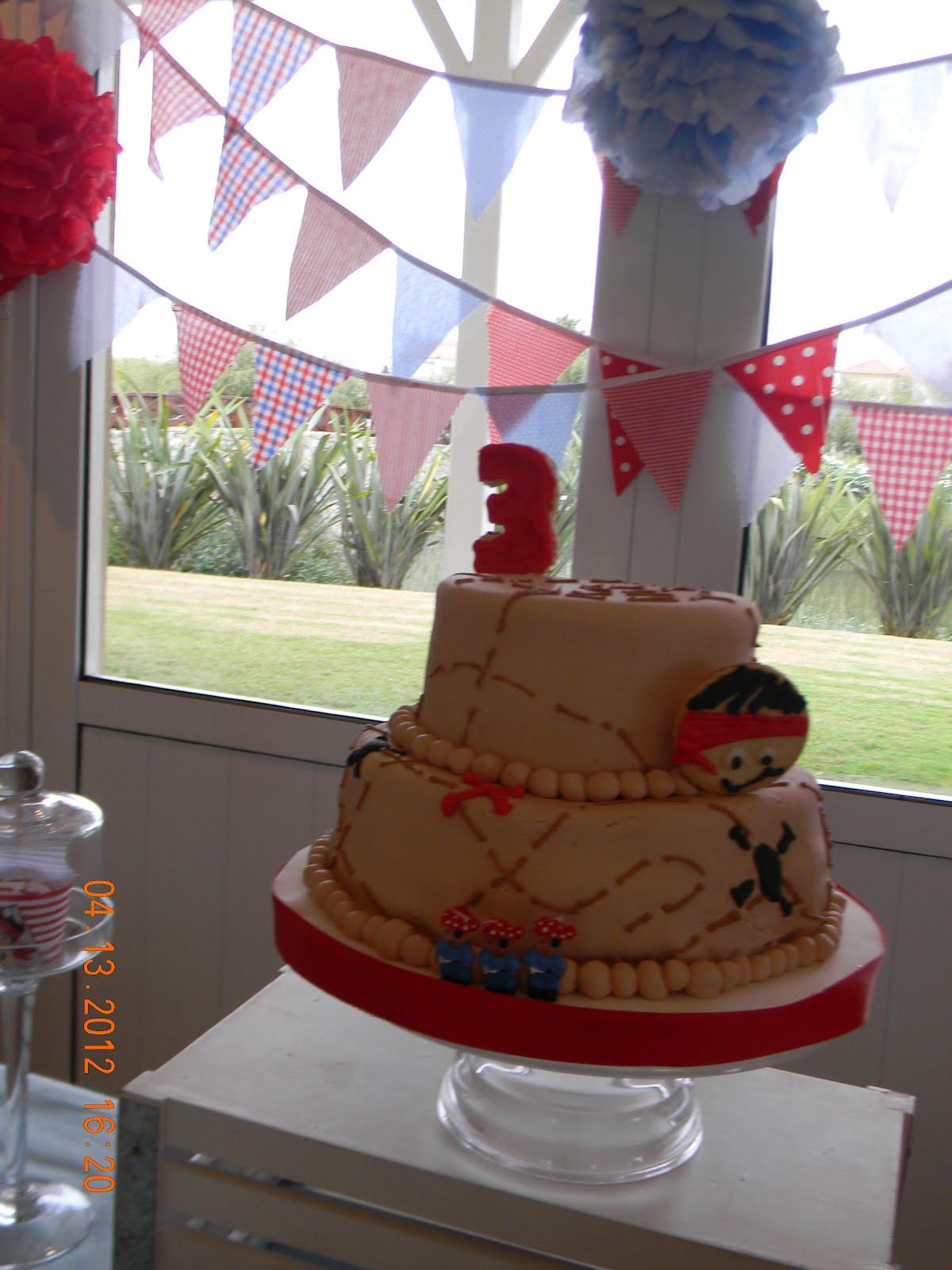 Cake De Jake El Pirata
