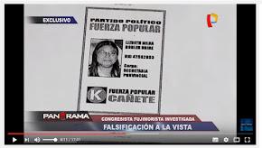 VER AQUI INFORME PERIODISTICO EMITIDO POR PANORAMA DE PANAMERICANA TELEVISION