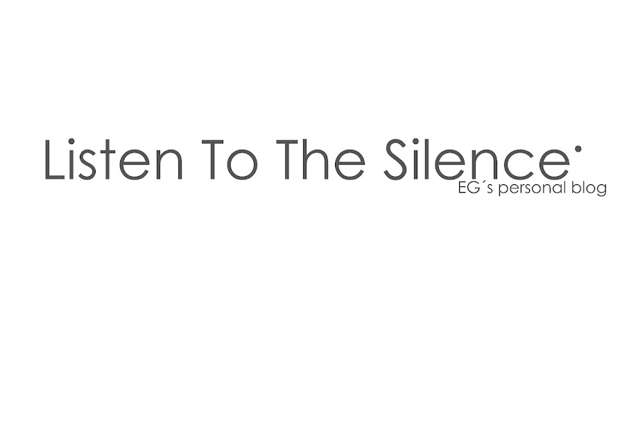 Listen To The Silence