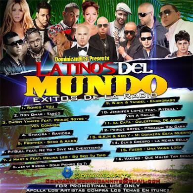 Del Mundo Exitos De La Radio (2011)