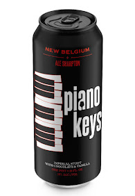 Meet My Piano Keys Imperial Stout!