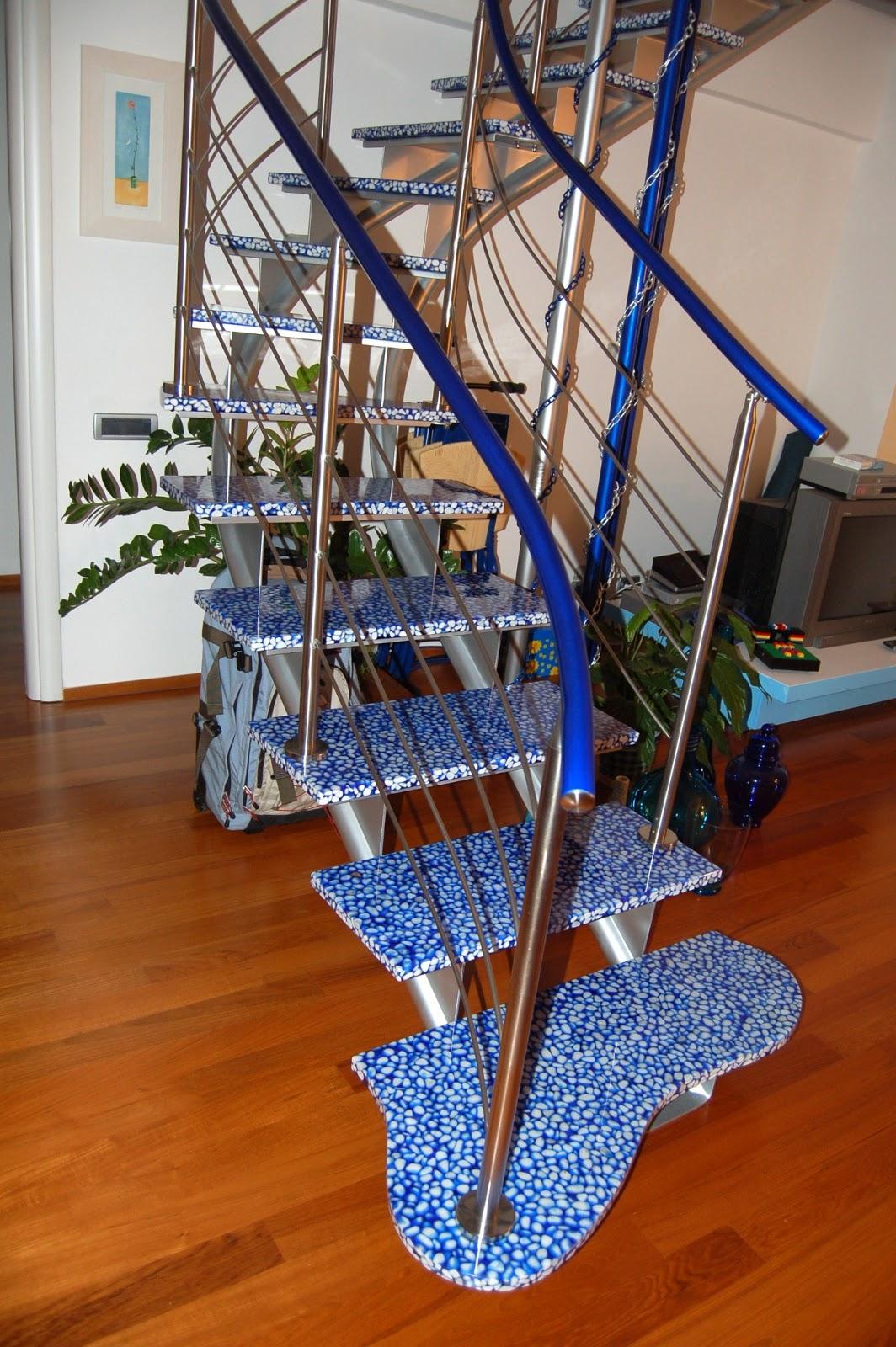 Conosciuto Scale in ferro by Vanzo Ferro Battuto e figlio snc - qualità made  OH17