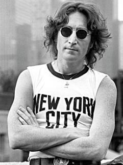 JOHN LENNON NEW YORK CITY