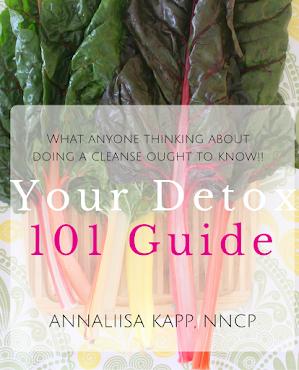 Free Detox 101 Guide