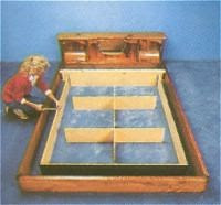 How To Build A Waterbed Frame King Mattress Blog