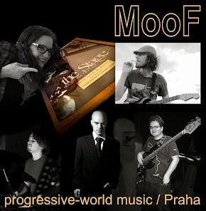 MooF - progressive-world music / Praha