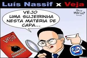 Crítica Política. Luis Nassif vai ganhar 660 mil do Governo Federal.