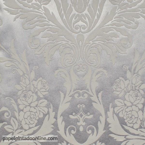 Pin textura papel pintado fondo trozos de madera plata for Papel pintado color plata
