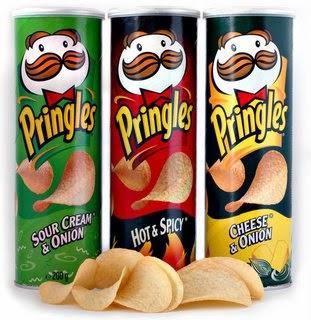 Fakta Unik Di Balik Sekaleng Pringles