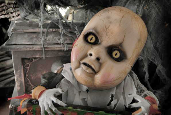Image result for haunted doll photos