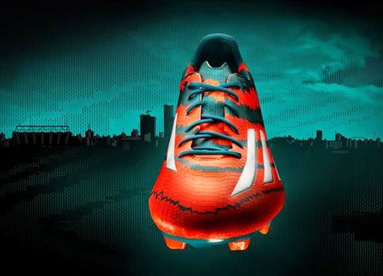 botas Mirosar10 Messi adidas