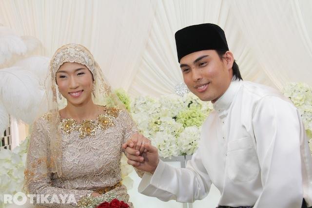 gambar majlis pernikahan jehan miskin julie camelia rhee