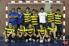 Plantilla Elorrioko juvenil 2011-2012