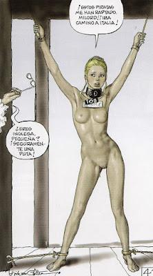 comic bdsm von gotha janice