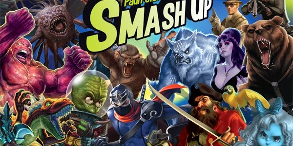 Smash Up Monster Smash & Big Geeky Box