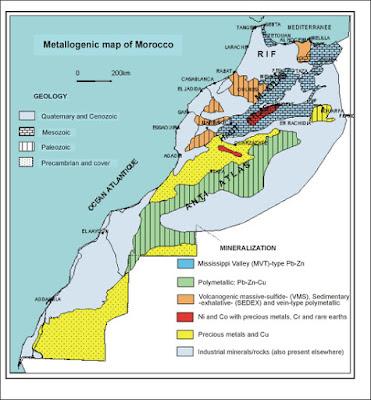 Cours Géologie du Maroc I STU S5