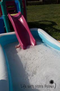 Giant Bubble Bath