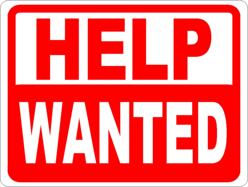 Daisy Chain Book Reviews  Help Wanted