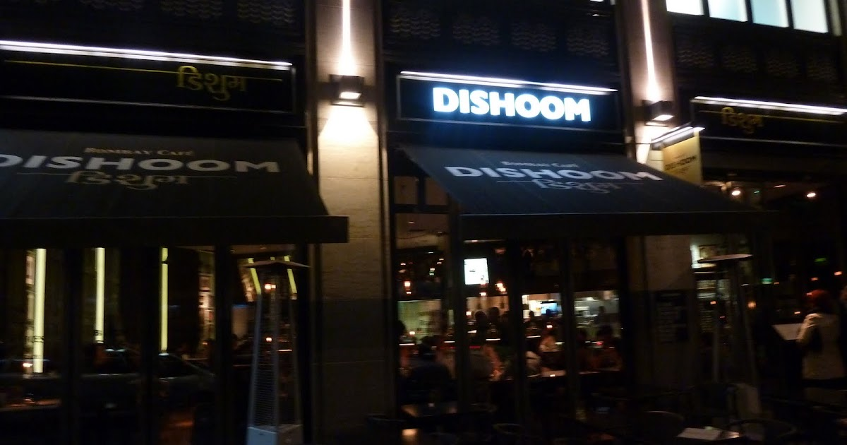 The London Foodie London Restaurant Reviews Dishoom Bombay Caf In Covent Garden