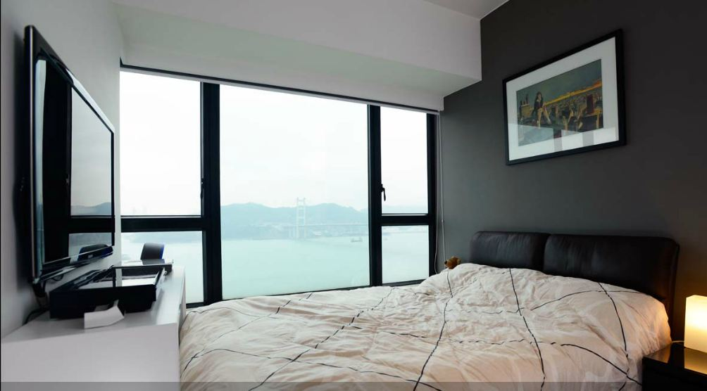 A renovated park island apartment for Apartment design hk