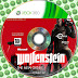 Label Wolfenstein The New Order Disc 2 Xbox 360