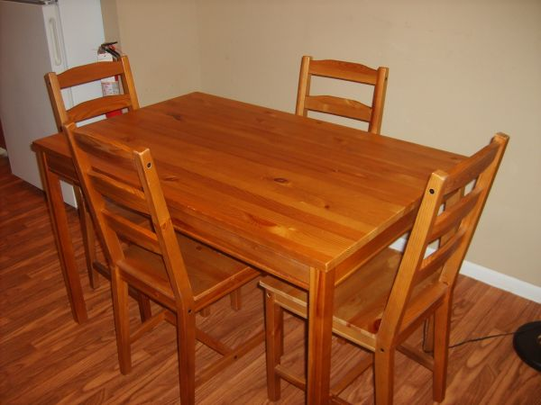 Craigslist Kitchen Tables and Chairs