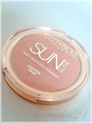 Pod lupą: CATRICE Sun  Glow Bronzer