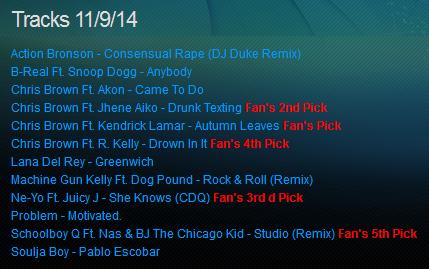 Download [Mp3]-[NEW TRACK RELEASE] เพลงสากลเพราะๆ ออกใหม่มาแรงประจำวันที่ 11 September 2014 [Solidfiles] 4shared By Pleng-mun.com