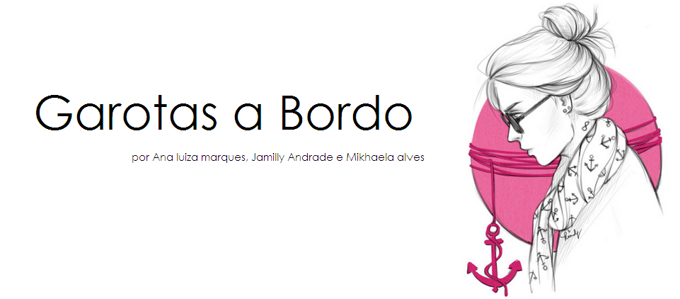 Garotas a Bordo // Official