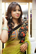Manali rathod sizzling photos in saree-thumbnail-14