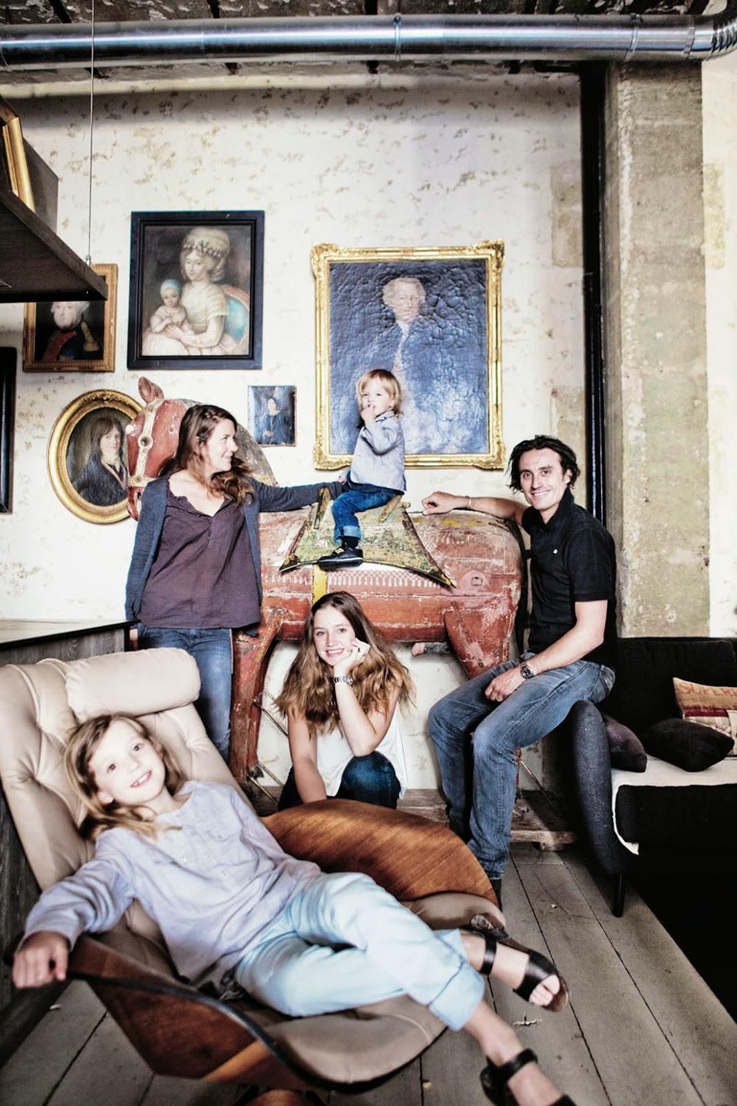 HOME Amp GARDEN Un Ancien Atelier Rnov Paris