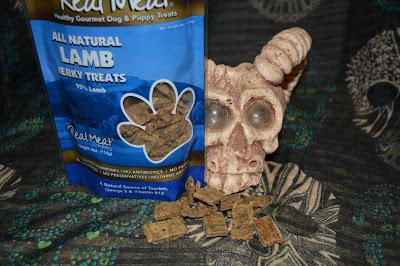 lamb jerky dog treats