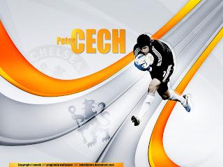 Petr Cech Chelsea Wallpaper 2011 5