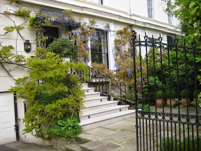 Primrose Hill House London Posh