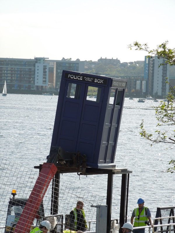 TARDIS Doctor Who Experience Cardiff Bay