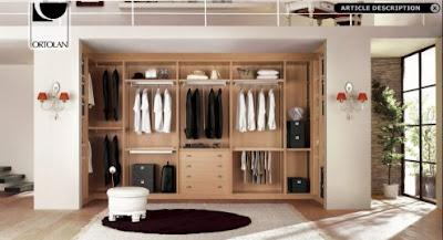 Tủ áo gỗ sồi