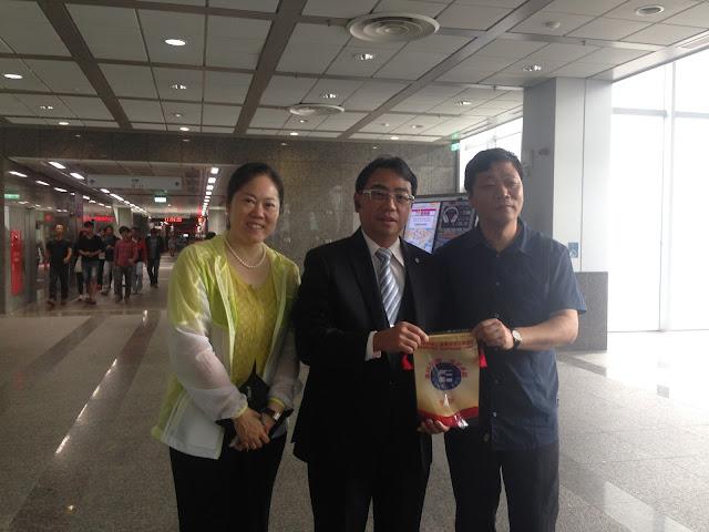 北京投資促進局參訪團
