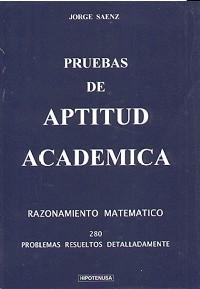 Prueba de Aptitud Académica