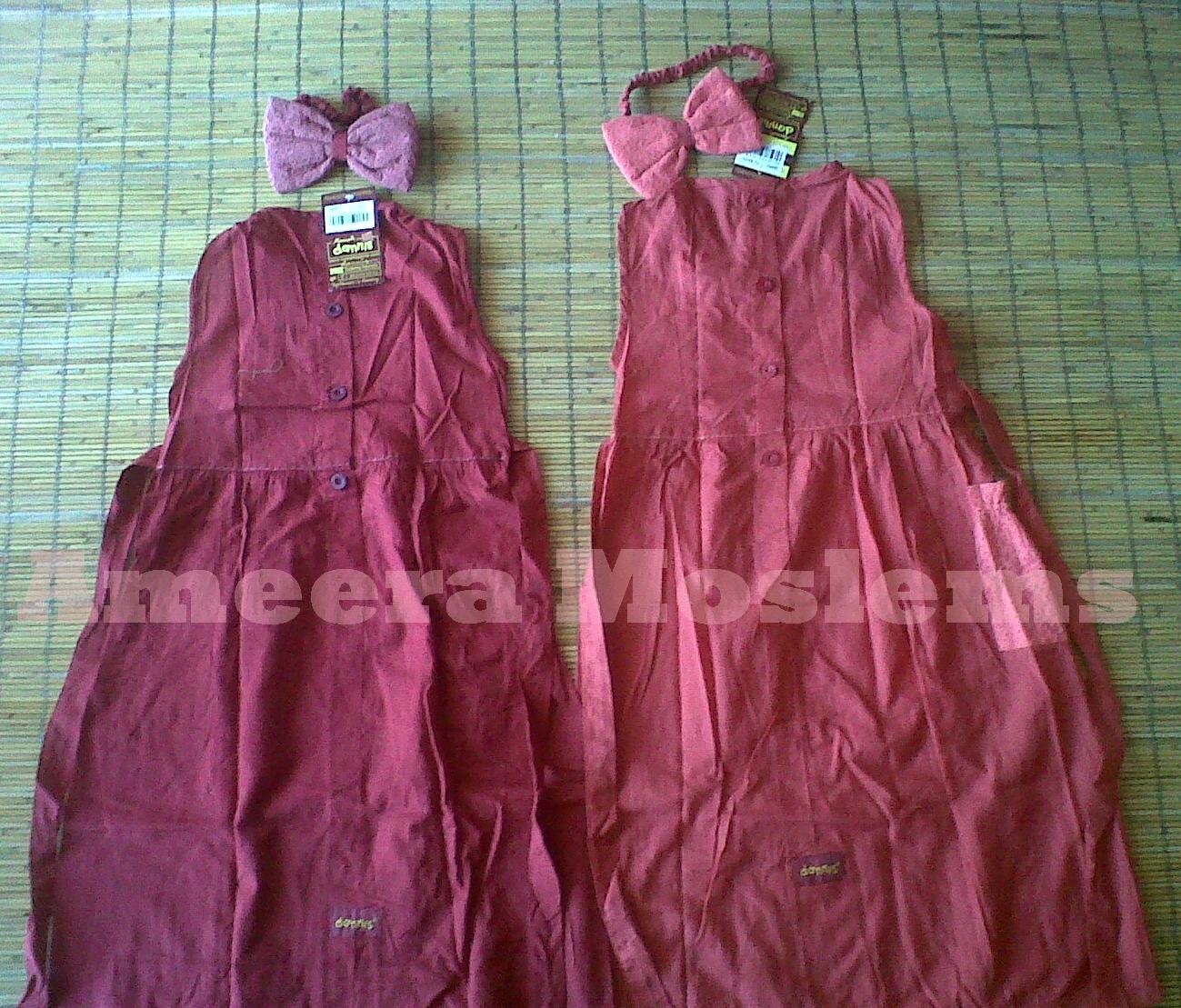 Baju Muslim Anak By Dannis Size 8 Ameera Dannis Anak
