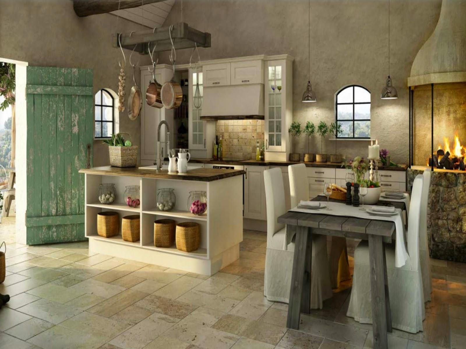 Muebles de cocina r sticos decoraci n de dormitorios for Muebles de cocina rusticos