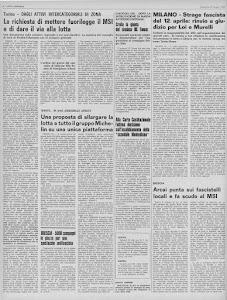 LOTTA CONTINUA 23 GIUGNO 1974