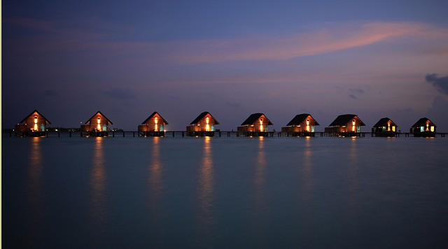 أفضل المنتجعات الفاخرة في جزر المالديف