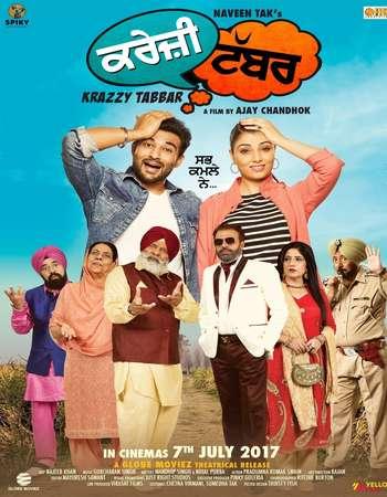 Krazzy Tabbar 2017 Full Punjabi Movie Download